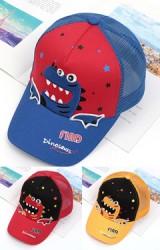 หมวกแก๊ป Dinosaurs  ด้านหลังผ่าตาข่าย