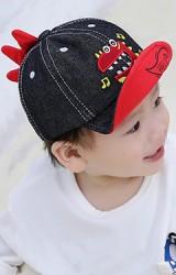 หมวกแก๊ปยีนส์ไดโนเสาร์ร้องเพลง KUKUJI
