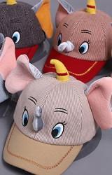หมวกแก๊ปช้างน่ารัก