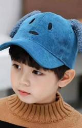 หมวกแก๊ปเจ้าตูบหูฟู  KUKUJI