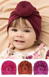 หมวกอินเดียขมวดปมนูนน่ารัก