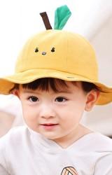 หมวกผลไม้ หมวกเด็กน่ารัก