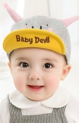 หมวกแก๊ปเด็ก Baby Devil  จาก GZMM