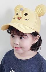 หมวกการ์ตูนหนูน้อยน่ารัก แต่งหูนูน