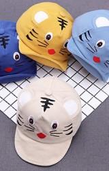 หมวกแก๊ปเสือน้อย KUKUJI