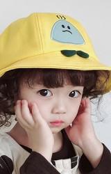 หมวก Bucket แต่งตัวการ์ตูนน่ารัก