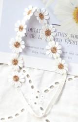 สายคาดผมเดซี่ขาวแบบดอกเรียง Angel Neitiri