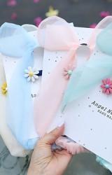 เซ็ตโบว์คาดผมพร้อมกิ๊บดอกไม้ แพ็ค 2 ชิ้น Angel Neitiri