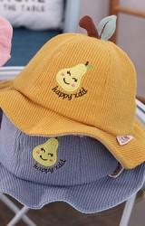 หมวกลูกแพร์ หมวกกันแดดน่ารักๆ แบบใหม่
