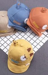 หมวกแก๊ปหมีน้อยชูอุ้งเท้า