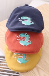 หมวกแฟลตแค็ปไดโนเสาร์