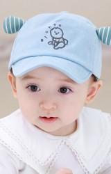 หมวกแก๊ป ปักการ์ตูนสุนัข Bichon จาก tutuya