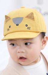 หมวกแก๊ปแมวน้อย แบบใหม่ล่าสุด