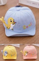 หมวกแก๊ปแมวน้ำ Seal