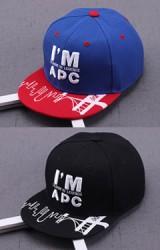 หมวกแก๊ปฮิปฮอป ปัก I M APC