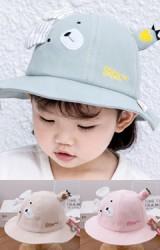 หมวก Bear หมวกกันแดดหมีน้อย